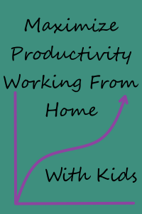 Teal Green Background With Purple Lines Making a plot with an exponential trend going upwards Maximize Productivity Working From Home With Kids